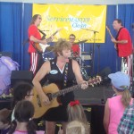 Miss Amy & Her Big Kids Band at Bethlehem Musikfest 2012