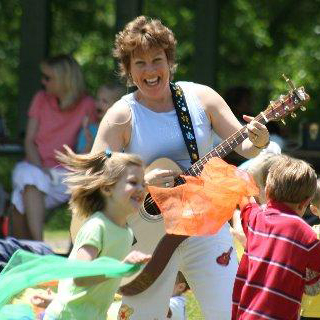 Miss Amy at Stewart Country Day School 2006